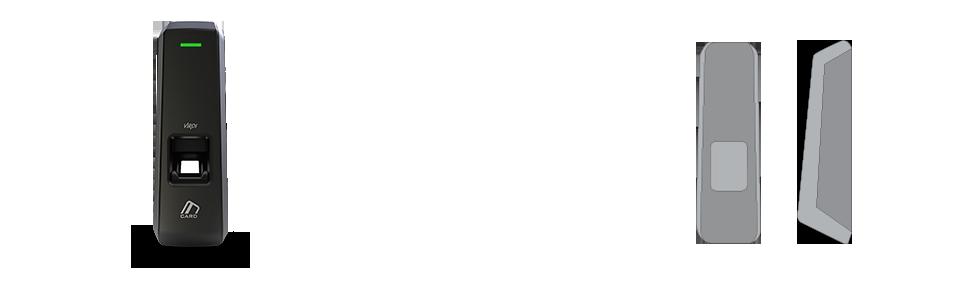 Terminal Biométrico AC-2000