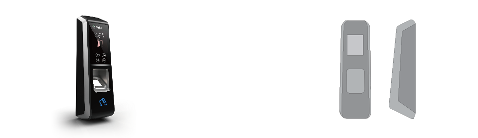 Terminal Biométrico AC-2200